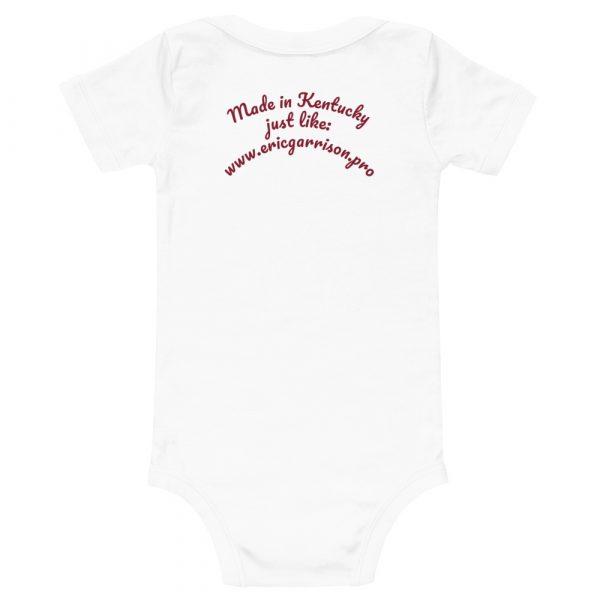 Baby short sleeve one piece 8