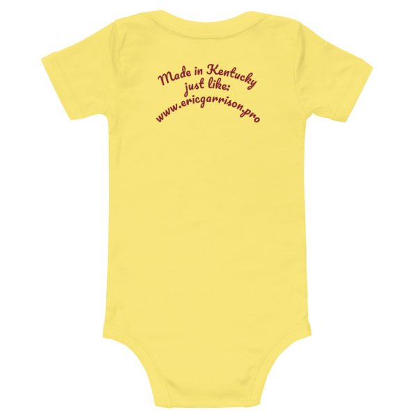 Baby short sleeve one piece 7