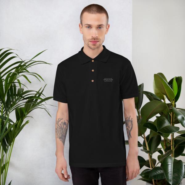 Embroidered Polo Shirt 2