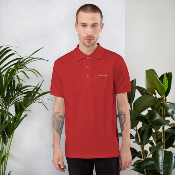 Embroidered Polo Shirt 4