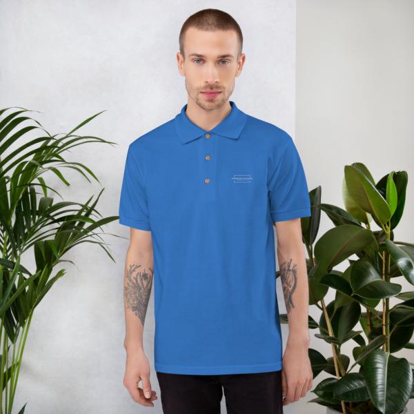 Embroidered Polo Shirt 6