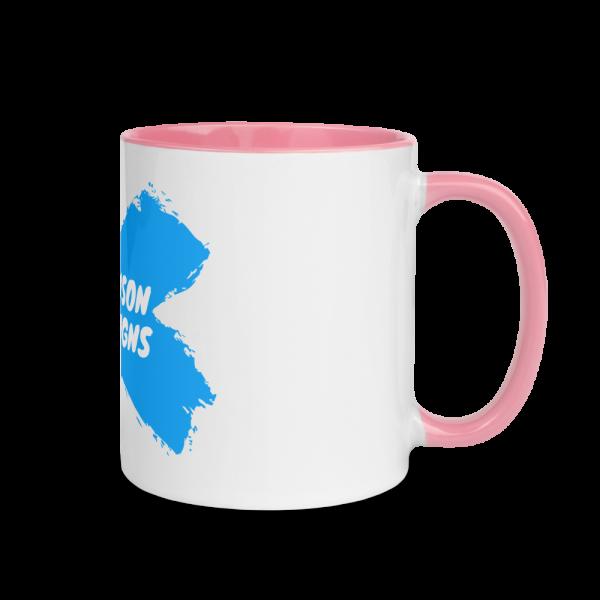 Mug with Color Inside 10