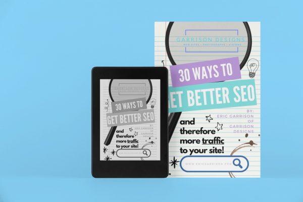 30 Ways to Get Better SEO 6
